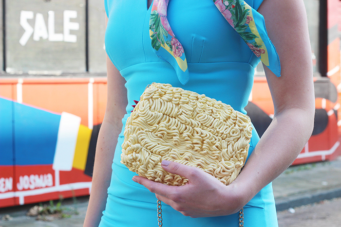 purse inspired by food
