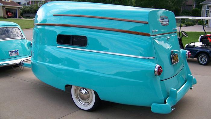 1954 Retro Camper