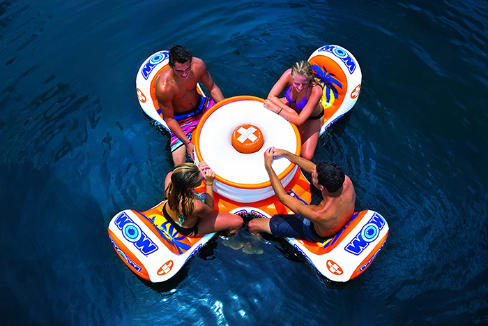 4-person inflatable table