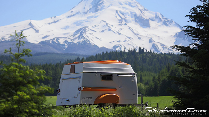 American Dream Trailer Retro Camper
