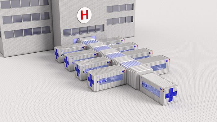 Annex to Hospital