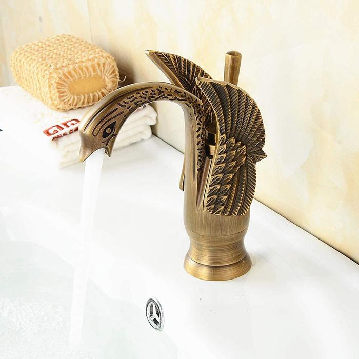 Brass Swan Style Tap