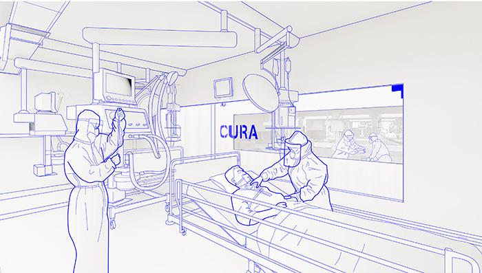 CURA Pod Module Interior View 1