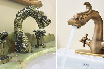 Dragon faucets