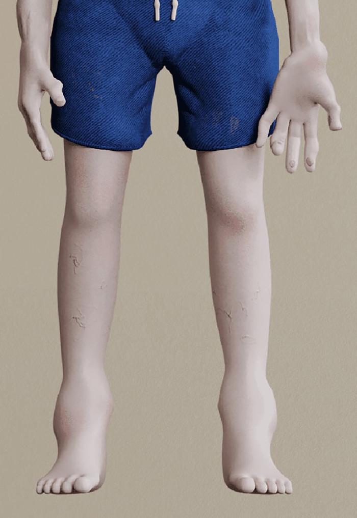 Future Gamer Legs