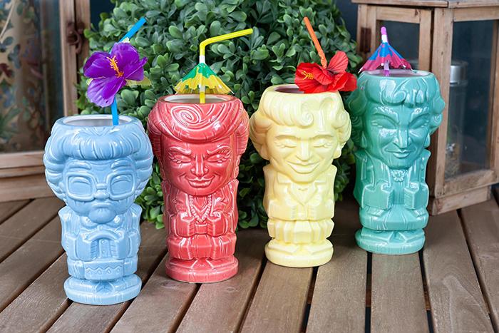 Geeki Tikis Ceramic Cups
