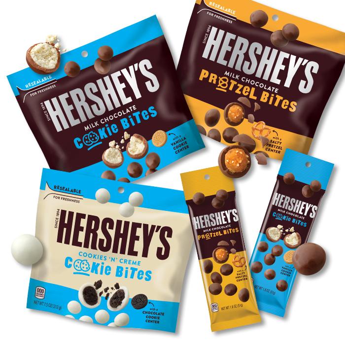 Hershey's Milk Chocolate Bites