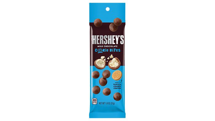 Hershey's Milk Chocolate Bites Cookie 1.8oz
