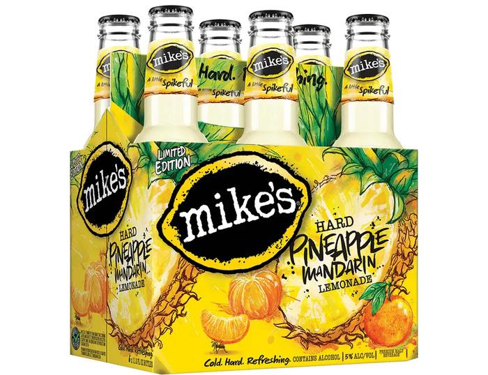 Mike Hard's Pineapple Mandarin Lemonade