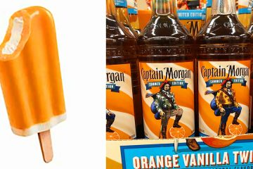 Orange Vanilla twist