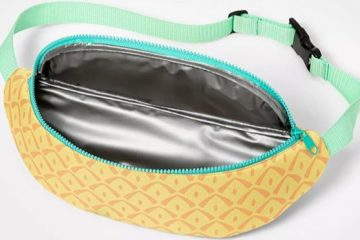 Pineapple Fanny Pack Cooler