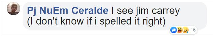 Pj NuEm Ceralde Facebook Comment