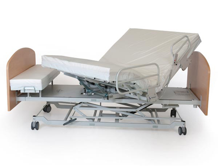 automatic rotating bed twin size