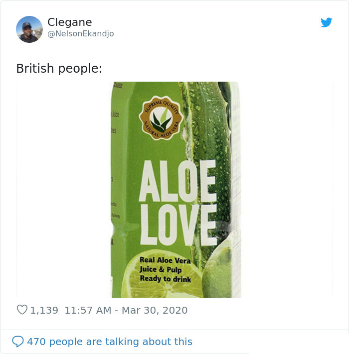 british accent aloe love