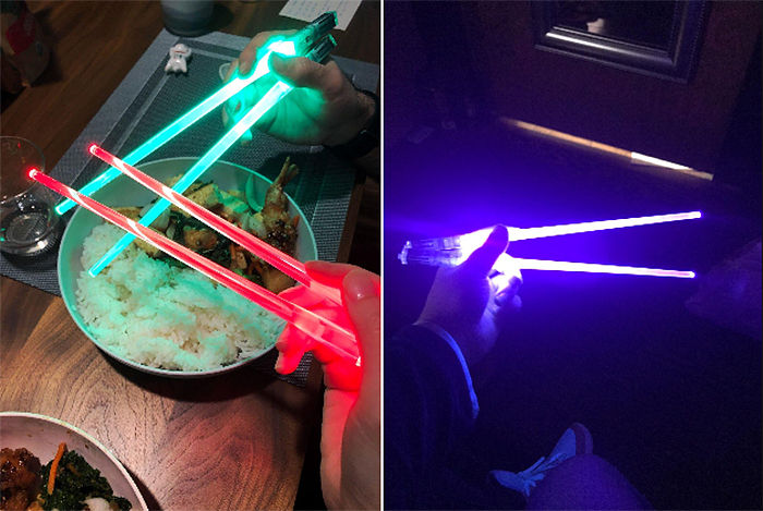chopsabers illuminated led