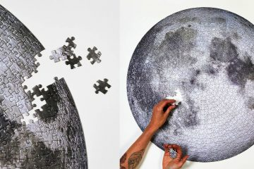 circular moon puzzle