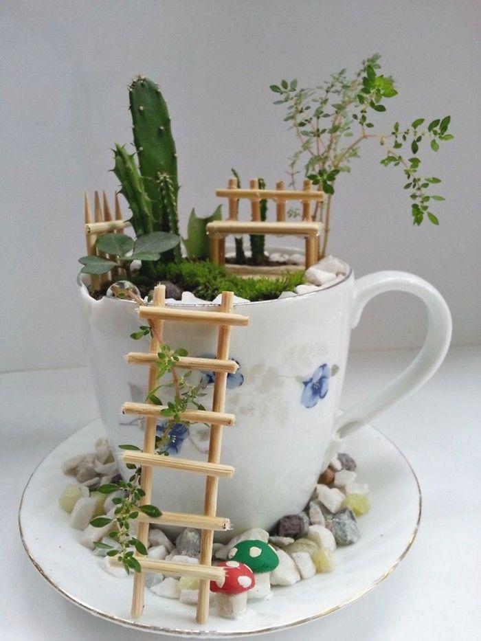 diy miniature landscapes
