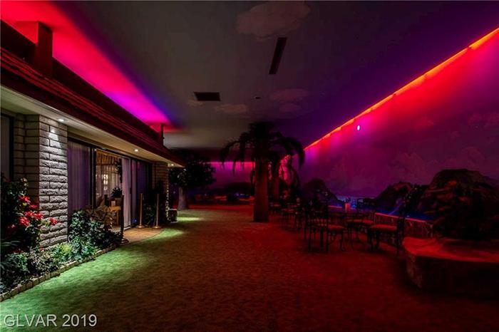 girard henderson bunker light simulation dusk