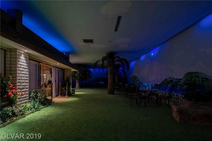 girard henderson bunker light simulation night