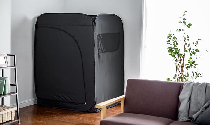 indoor tent office