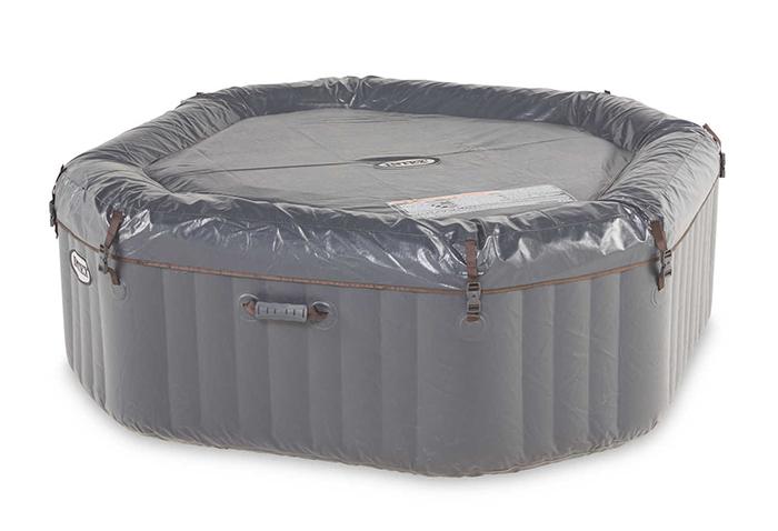 intex inflatable spa pool