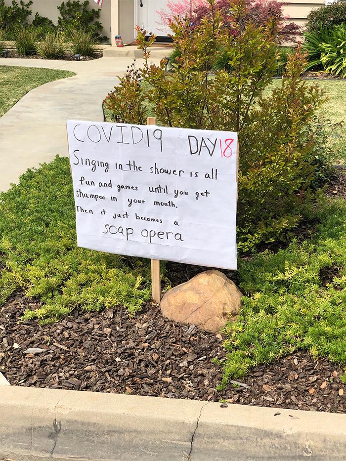 la neighbor dad jokes quarantine day 18