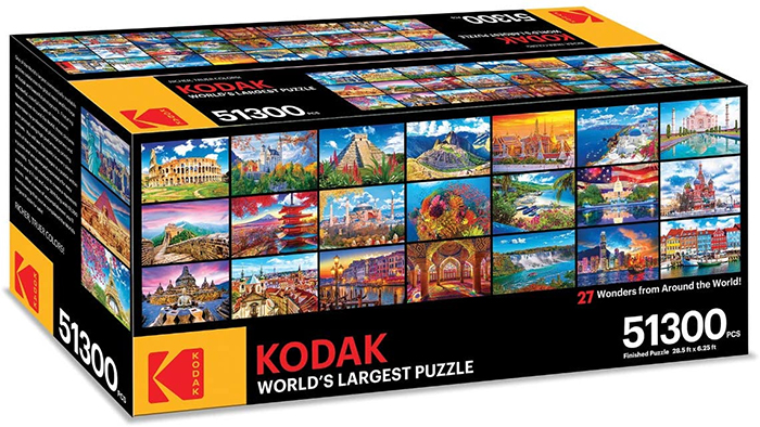 largest puzzle in the world