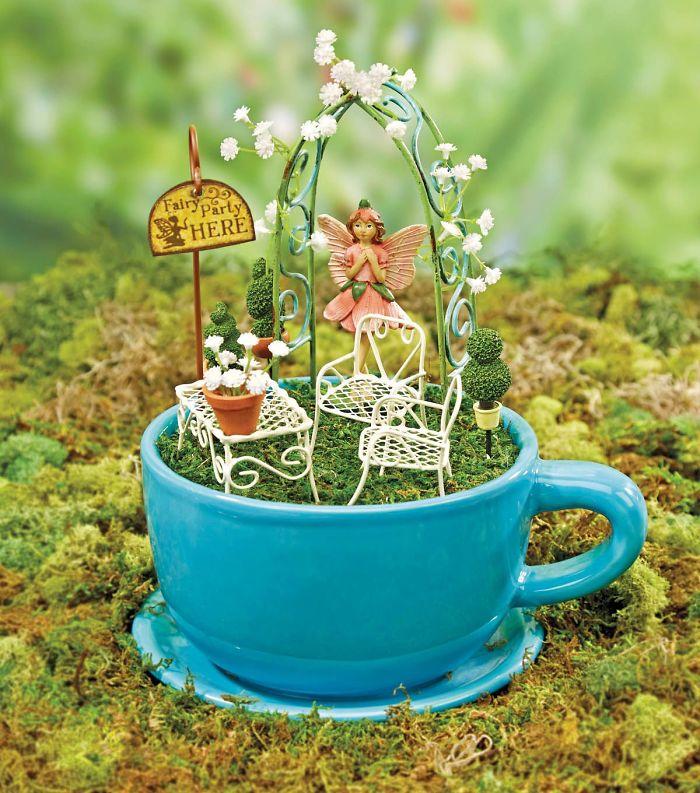 miniature landscape fairy