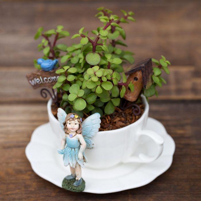 miniature landscape tiny fairy