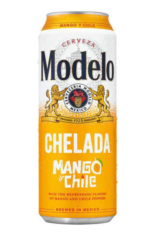 modelo chelada mango y chile