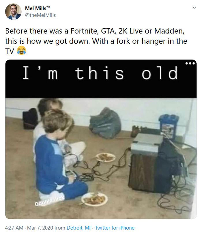 old school struggles famicom