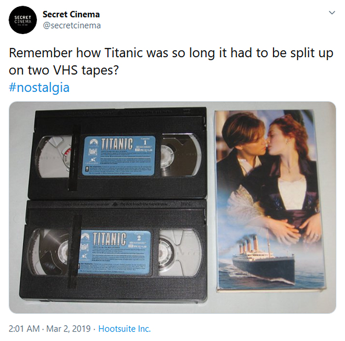 old school struggles vhs tapes