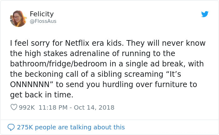 outdated problems netflix era