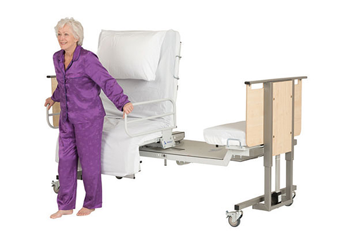 rotoflex solution for elderly restricted mobility