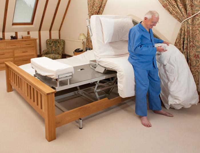 rotoflex turning mattress
