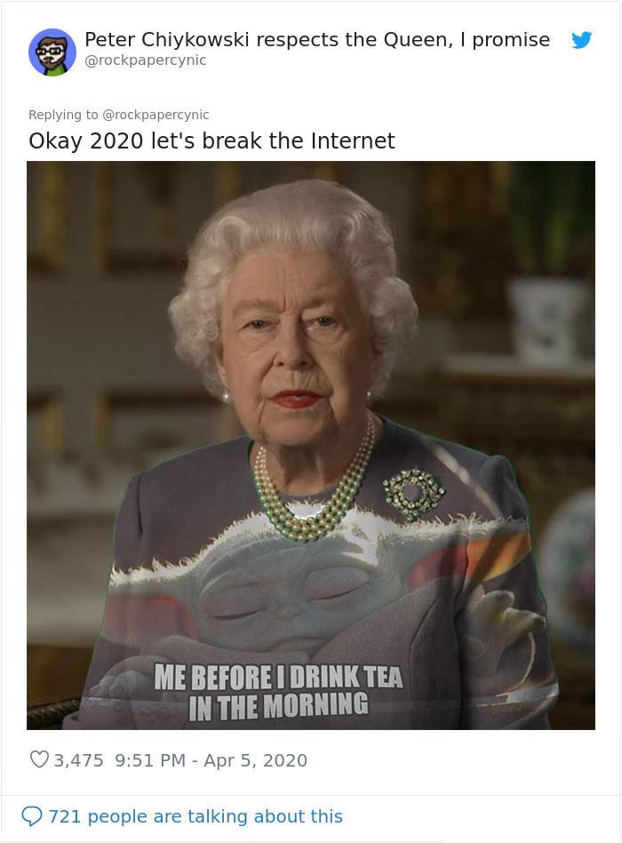 royal green dress memes baby yoda