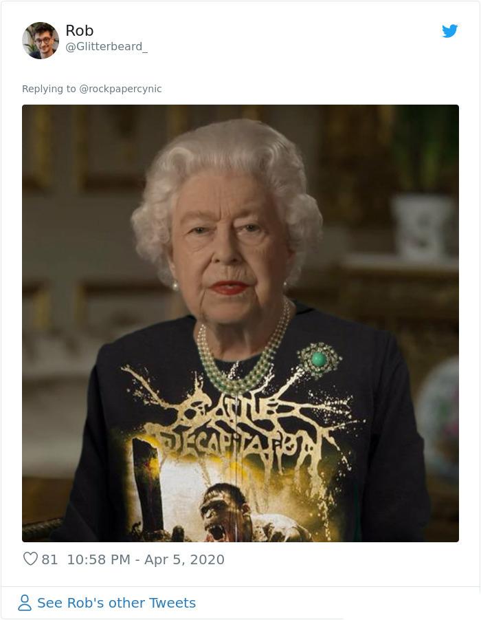 royal green dress memes battle decapitation