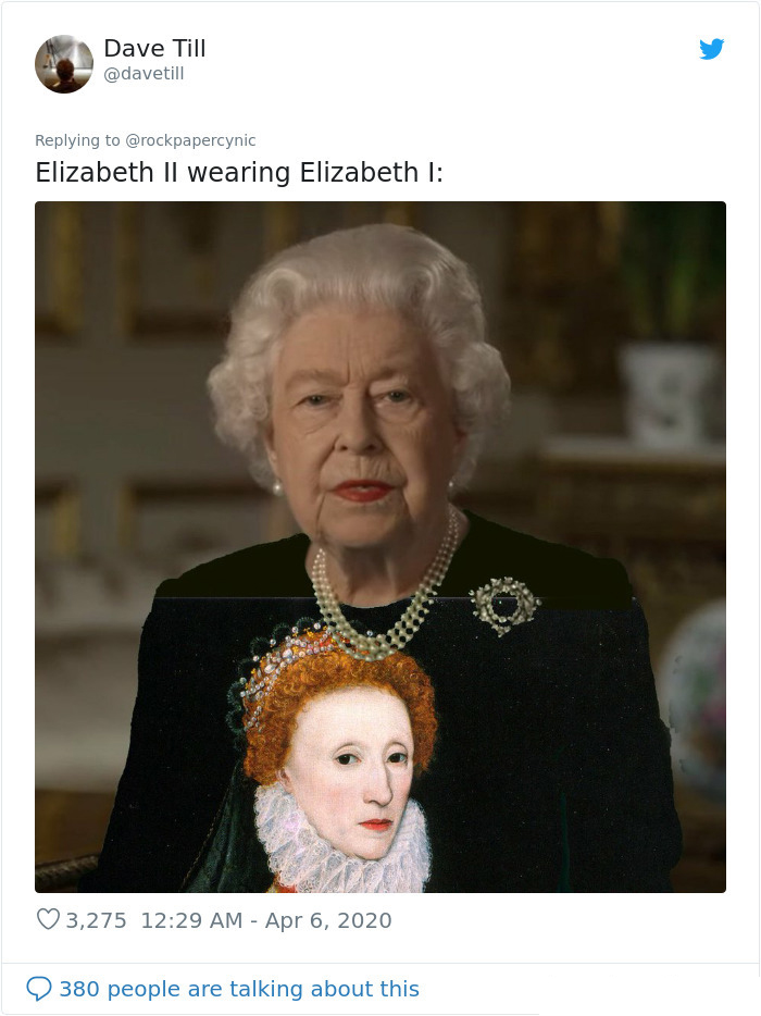royal green dress memes elizabeth i