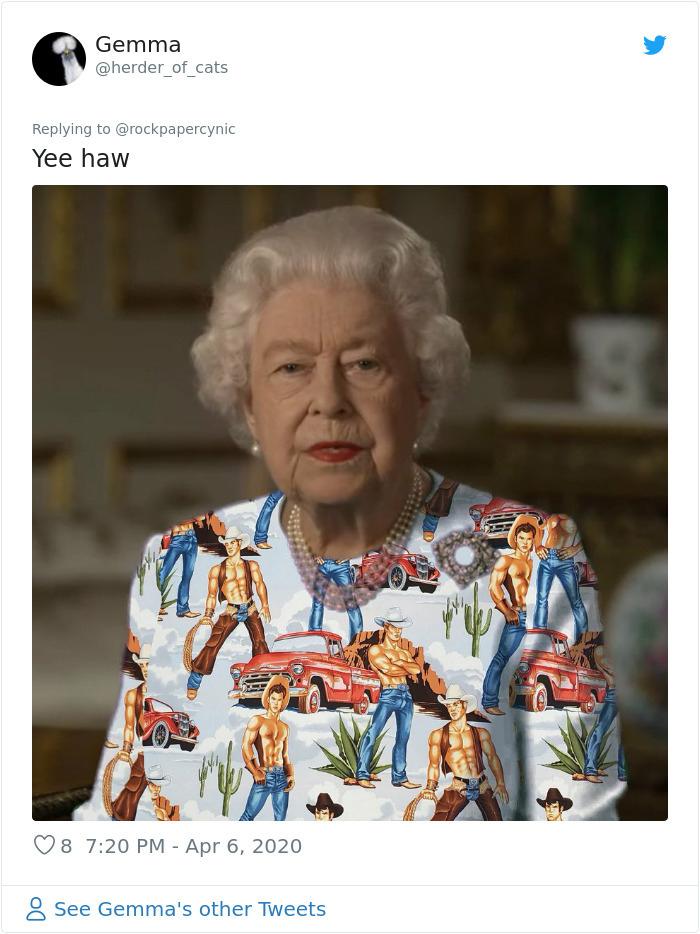 royal green dress memes hunky cowboys