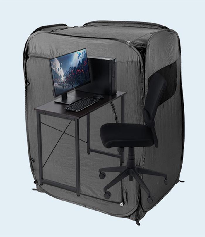 sanwa indoor tent office