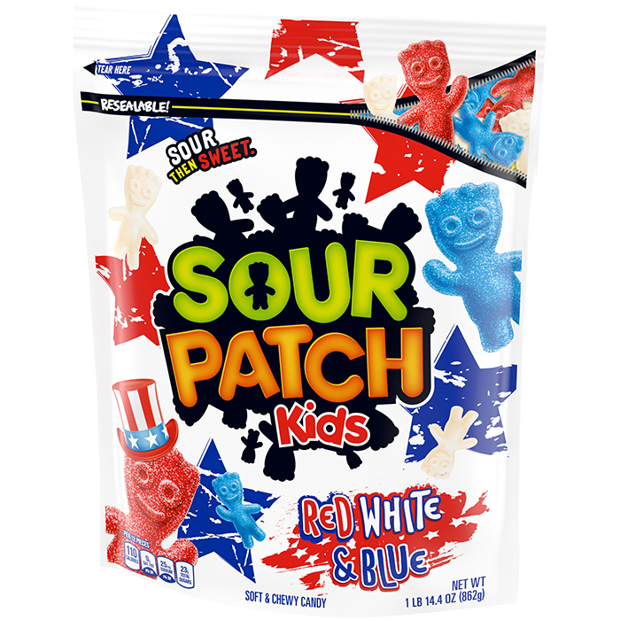 sour patch kids red white blue edition