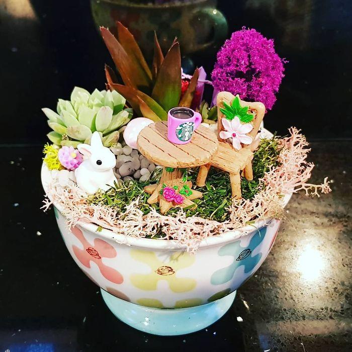 teacup gardens bunny