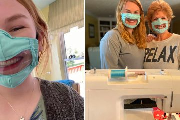 the DHH face mask project