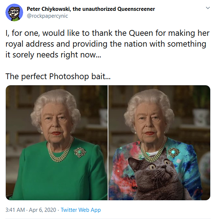 the queen of england green dress memes