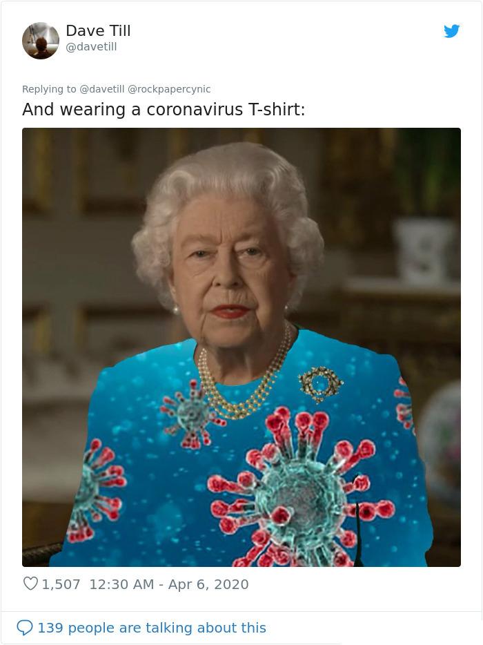 the queen of england memes coronavirus