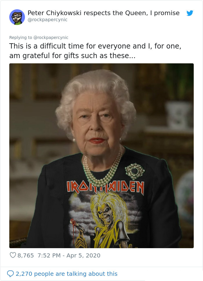 the queen of england memes iron maiden