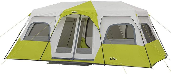 12 person instant cabin tent