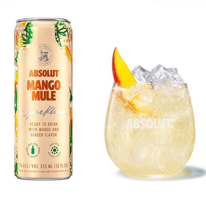 Absolut Vodka Mango Mule