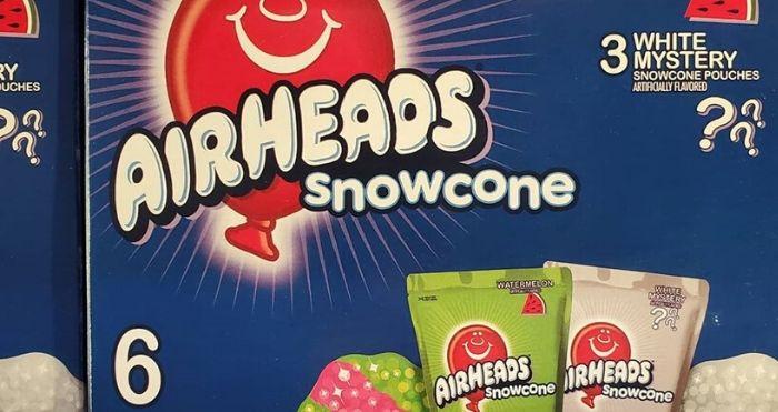 Airheads Snowcone