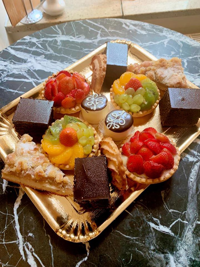 Cafe & Konditorei Rothe Pastries